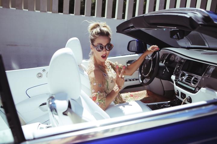 Youtube: beauty, fashion and…cars?!